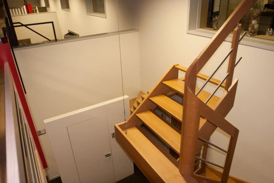 trappen en deuren toonzaal